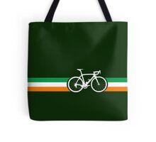 Bike Stripes Irish National Road Race Tote Bag
