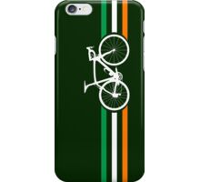 Bike Stripes Irish National Road Race v2 iPhone Case/Skin