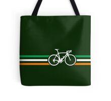 Bike Stripes Irish National Road Race v2 Tote Bag