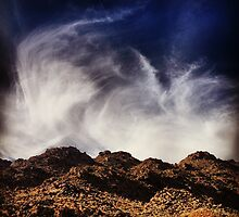 Coachella Valley Afternoon by Roger Passman