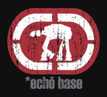 Echo Base - distressed by geekogeek