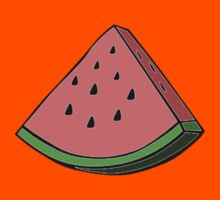 Pop Art Watermelon Kids Clothes