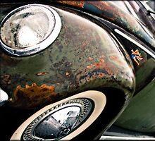 Catching Rust  by ArtbyDigman