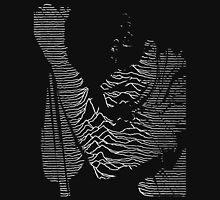 Ian Curtis by ixrid