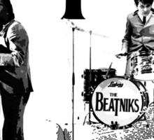 The Beatniks Sticker