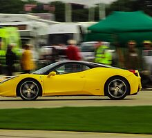Racing Ferrari by ncp-photography