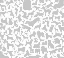 Dog a background by Aleksander1
