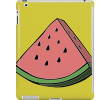 Pop Art Watermelon iPad Case/Skin