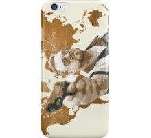 A World Of Pain iPhone Case/Skin