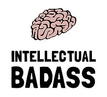Intellectual Badass by AmazingMart