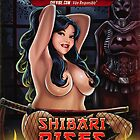 SheVibe Presents Kelly Shibari Cover Art - Shibari Rises by shevibe