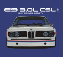 BMW E9 3.0L CSL - 2 by BSsociety