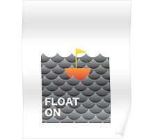 Float On Poster