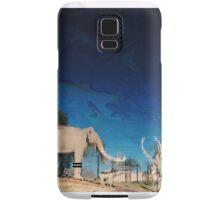La Brea tar pits Samsung Galaxy Case/Skin