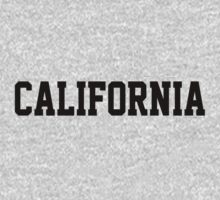 California Jersey Black by USAswagg