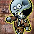 ZOMBIE POOTERBELLY by Pat McNeely