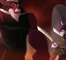Attack On Tirek by Left2Fail