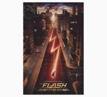 NEW FLASH TV Show Poster! T-Shirt