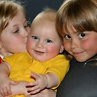 Three cousins by Maggie Hegarty