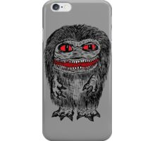 Critter iPhone Case/Skin