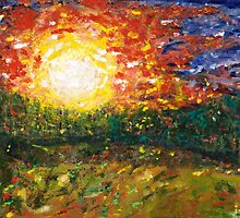 Sunset by Philip Barousse