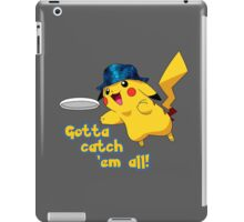 Pikachu Lays Out iPad Case/Skin