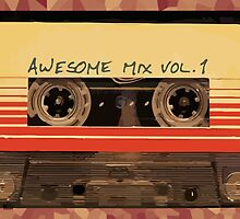 Awesome Mix Vol. 1 by XZiL