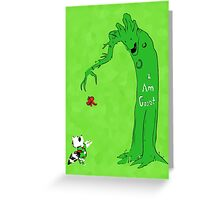I Am Groot Greeting Card