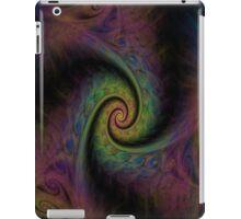 Muted Spirals iPad Case/Skin