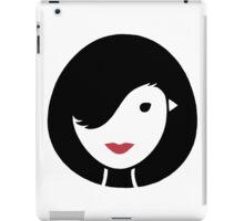 Bird & Girl Illusion iPad Case/Skin