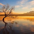 Wanaka Sunrise by Nick Skinner