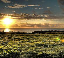 Sundown In Ireland by CptSmee
