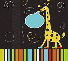Giraffe by Aleksander1