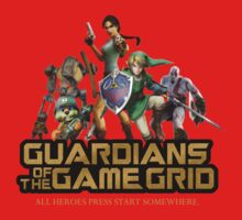 Guardians of the Game Grid. Kids Clothes