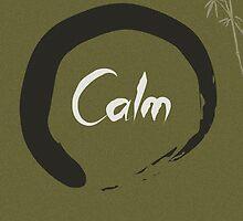 Zenku - Calm by themindfulart