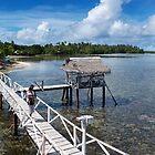 Nahlap Island - Pohnpei, Micronesia by Alex Zuccarelli