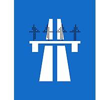 Kraftwerk | Autobahn Photographic Print