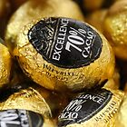 Lindt Chocolate Eggs by rsangsterkelly