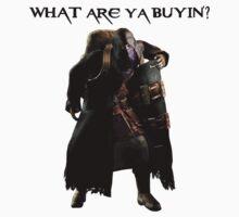 Resident Evil 4 Merchant by martdude