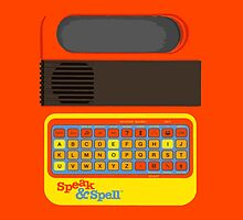 Speak & Spell by ixrid