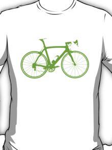 Bike Green (Big) T-Shirt