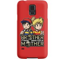Another MOTHER - Ness & Lucas Samsung Galaxy Case/Skin