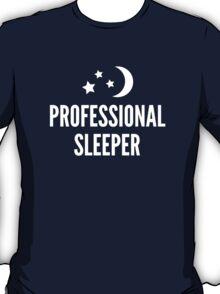 Professional Sleeper T-Shirt