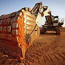 Mining digger by BlaizerB