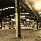 Industrial Vacancy by EllyJones