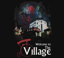 The Prisoner Welcome To The Village by OutlawOutfitter