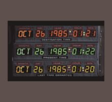 Back to the future 1985 by jorgebld