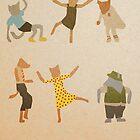 Let Her Dance by godzillagirl