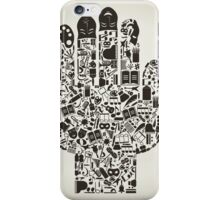 Hand art iPhone Case/Skin