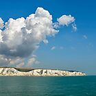 The White Cliffs of Dover by Erwin G. Kotzab